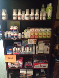 Now offering a wide range of nutrition products.