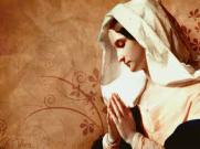 ....The Blessed Virgin Mary.....