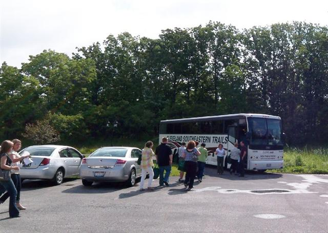 Cleveland Condos for Sale bus tours
