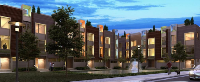 one midtown luxury townhomes for sale, downtown cleveland condos for sale