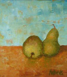 Bill Matthews, Oils