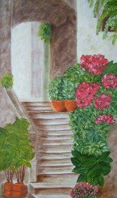 Terri Johannson, Acrylics & Oils