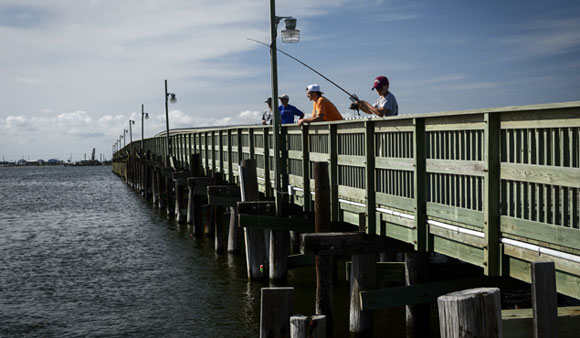 Grand Isle Fishing Pier