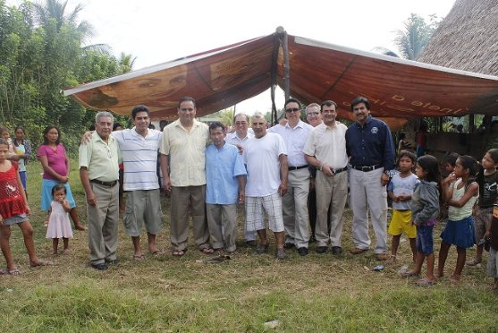 Misioneros en Vista Alegre - Per�