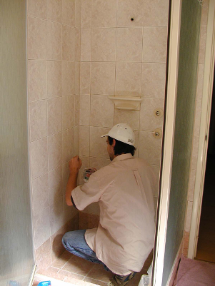 Waterproofing Exisiting Showers
