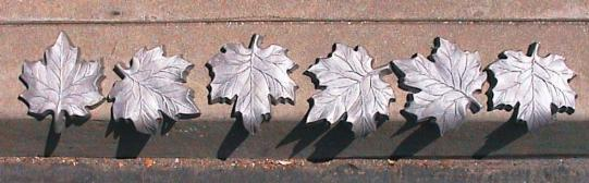 Maple Leaf Family Skate Deterrents