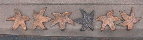 Gum Tree Leaf Family Skate Deterrents