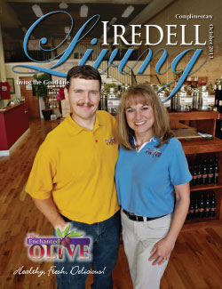 October Issue of Iredell Living Magazine