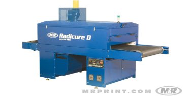 Radicure D Electric Screen Printing Conveyor Dryer
