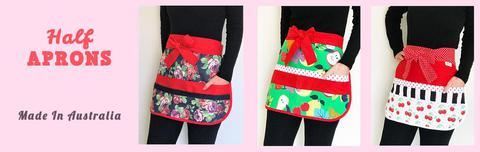 teacher aprons, ulility aprons, shop keeper aprons, shop apron, market apron, florist shop apron