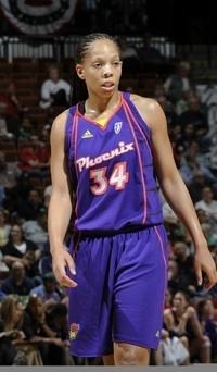 Ex WNBA Player Jaysie Sheppard