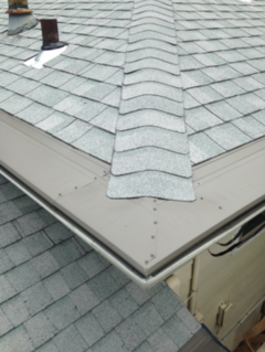 New Roof & Gutter Topper!