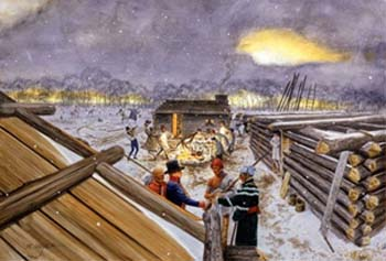 Watch the video about Christmases of Lewis and Clark