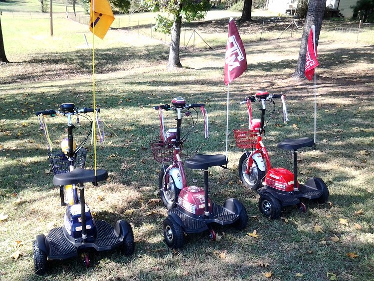 Collegiate Scooters