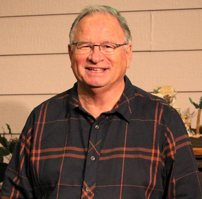 Chuck Wolfinbarger - Senior Pastor
