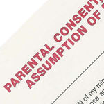 Run - Parental Consent Form