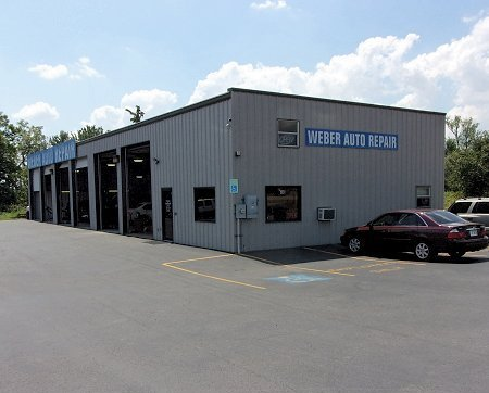 Weber Automotive Repair - Exterior Photo