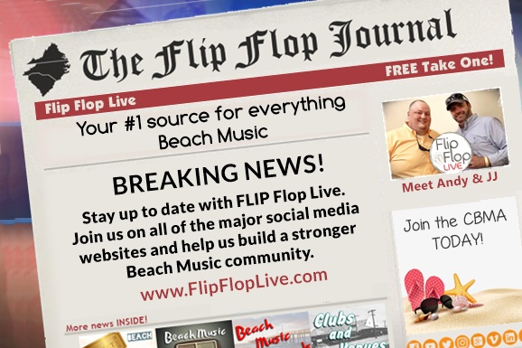 Beach Music News!