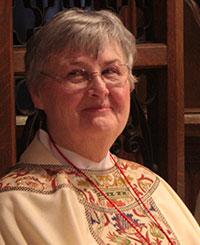 Bishop Virginia Graf, D.Min.