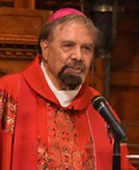 Bishop Philip Ruiz Belzunce, M.Sp., D.D., Ph.D., IMFT
