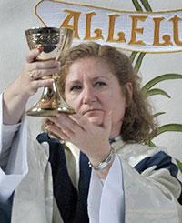 Rev. Gail M. Weisman, M.Div, M.A.