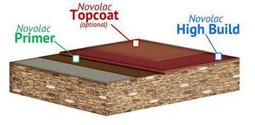 Chemical Resistant Flooring (Novolac)