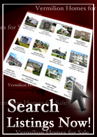 Search Vermilion Homes for Sale