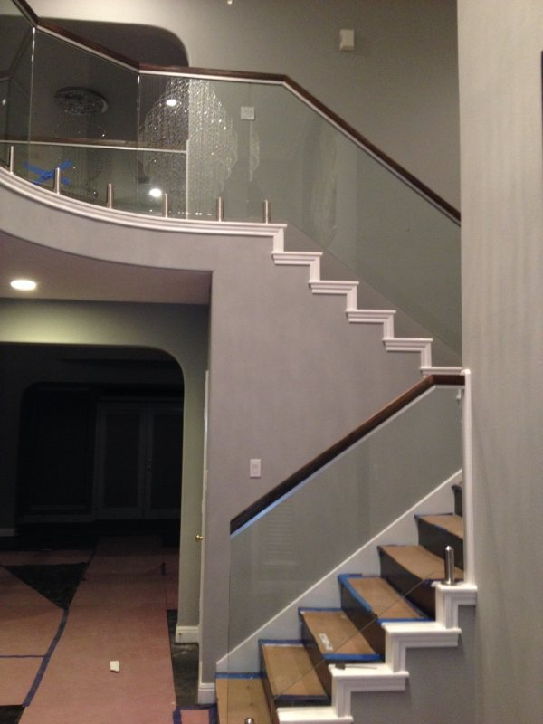 Artglassbywells Serving Houston Since 1962 Glass Stairs