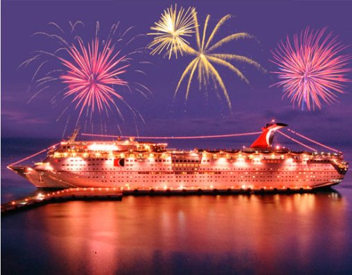 LITERARY SISTERS - New Year's Eve Cruise 2015