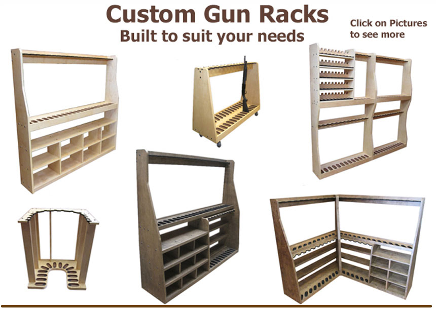 Custom Gun Racks