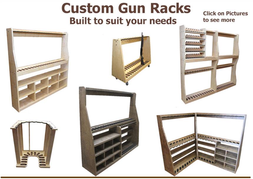 Custom Gun Racks