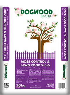 Moss Control Fertilizer