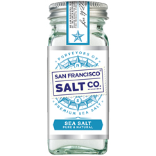 Pacific Ocean Gourmet Salt 4 oz