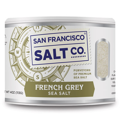 4oz Stackable - French Grey Salt