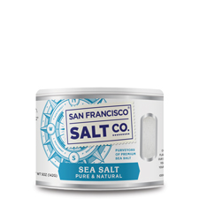 5oz Stackable - Sea Salt