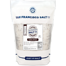 Black Truffle Salt - 1lb Bag