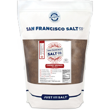 cherrywood smoked sea salt 2lbs