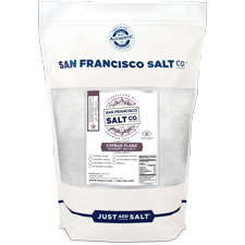 Cyprus Flake Salt - 10 lb Bag
