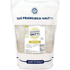 Fleur de Sel Gourmet Salt - 2 lb Bag
