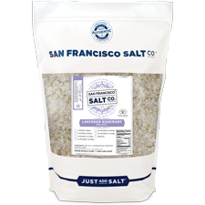 Lavender Rosemary Sea Salt - 2lb Bag - Gourmet Salt