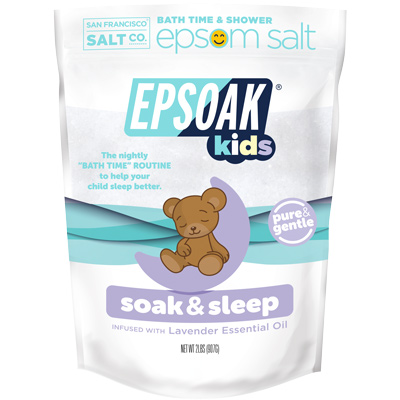 Epsoak Kids Bath Soak