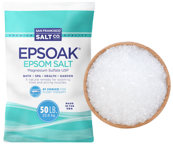 Epsoak Epsom Salt - Bulk-Wholesale Volume