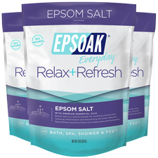 EPSOAK Everyday Relax and Refresh Epsom Salt