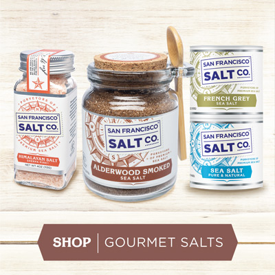 PACKAGED SEA SALTS