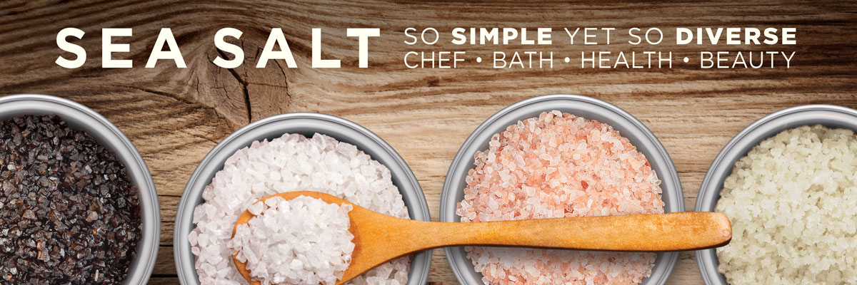 sea salt so simple yet so diverse