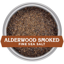 Alderwood Smoked Salt - FINE