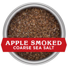 Applewood Smoked Salt - COARSE