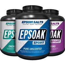 EPSOAK SPORT-  Epsom Salt Variety Bundle