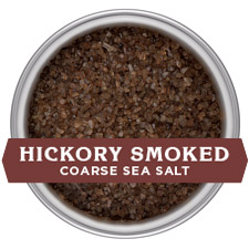 Hickorywood Smoked Salt - COARSE