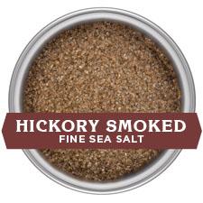 Hickorywood Smoked Salt - FINE